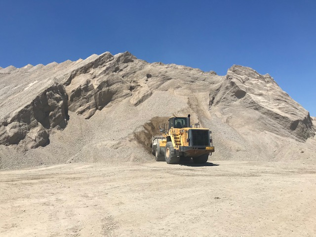 Image of Crushed Flex Base by Aggregates Now